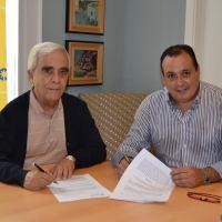 La Fundación La Caja de Canarias renueva su apoyo al Ajedrez