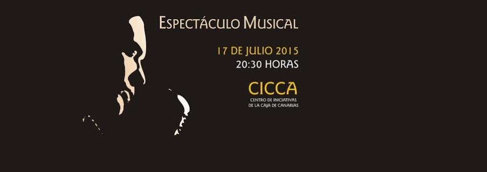 El bolero, se hace alma en el escenario del CICCA